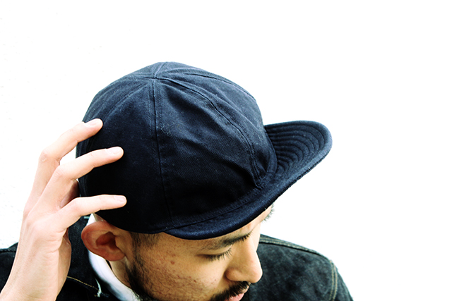 """b572c6be76be Nigel Cabourn x LYBRO """"USMC Cap"""" Now Available. - Green Angle Blog"""