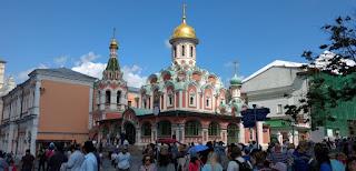 Catedral de Nuestra Señora de Kazán.