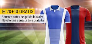 bwin promocion Espanyol vs Levante 4 enero