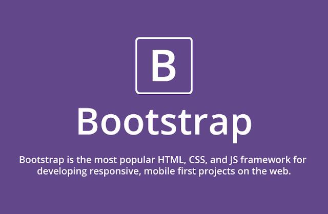 bootstrap - Pengertian, Sejarah Dan Penggunaan Framework Bootstrap