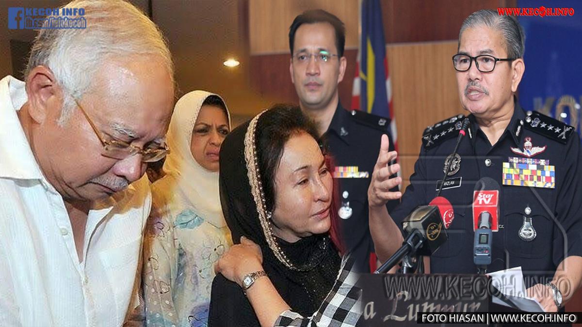 Kecoh Di Media Sosial Video Rakaman Kononnya Barang Kemas Dan Duit Dirampas Bernilai Jutaan Ringgit Dipercayai Milik Najib dan Rosmah Jadi Viral? Rupanya Inilah Cerita Sebenarnya Yang Ramai Buat Ramai Terkejut...