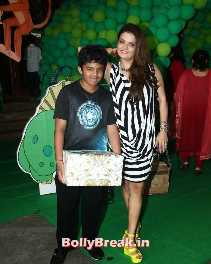 Sheeba, Divya Khosla Kumar's son Ruhaan's Birthday Bash