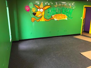 Greatmats Rubber Flooring at Indoor Paintball & Lasertag Facility