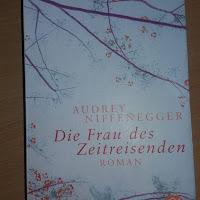 """das Buch """"Die Frau des Zeitreisenden"""""""