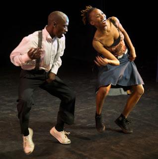 Siyavaya African Jazz Dance