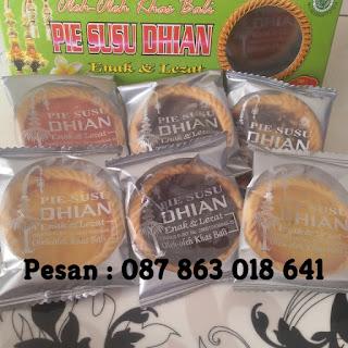 Pie Susu Bali Adalah Oleh Oleh Khas Bali
