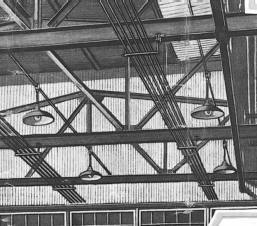 1928 factory ceiling illustration