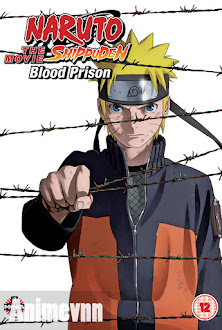 Naruto Shippuuden Movie 5: Huyết Ngục - Naruto Shippuden the Movie: Blood Prison 2011 Poster