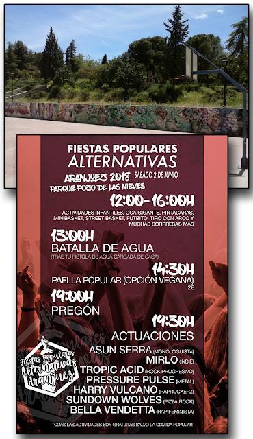 Fiestas Aranjuez