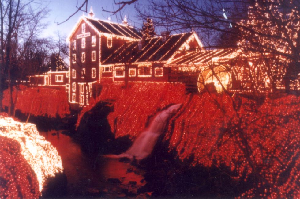 Clifton Mill Christmas Lights