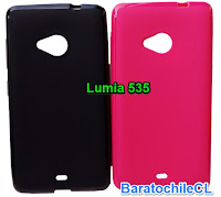 Carcasa Gel Nokia Lumia 535