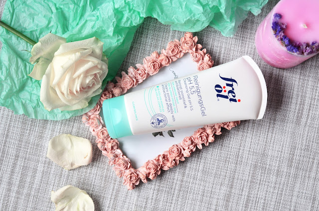 frei ol® CLEAR BALANCE Cleansing Gel pH 5.5 Антибактериальный гель для умывания для проблемной кожи