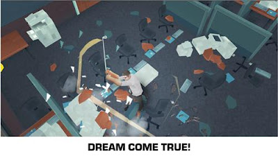 smash the office - stress fix!