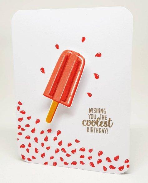 Sunny Studio Stamps: Sunny Saturday Customer Card Share by Dennice Watt