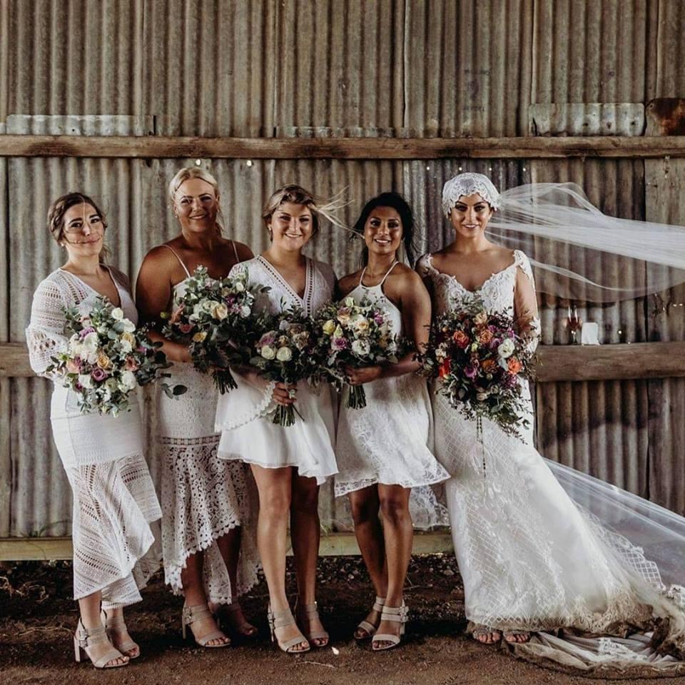 MUSE PHOTOGRAPHY CENTRAL COAST WEDDING FLORIST