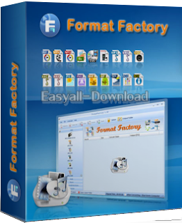 Format Factory 3.9.5.2 [Full Final] โปรแกรมแปลงไฟล์
