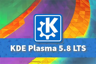 Lançado o KDE Plasma 5.8 LTS!