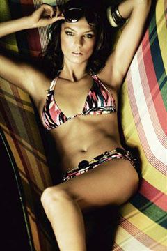 Daria Werbowy Bikini Pics 37