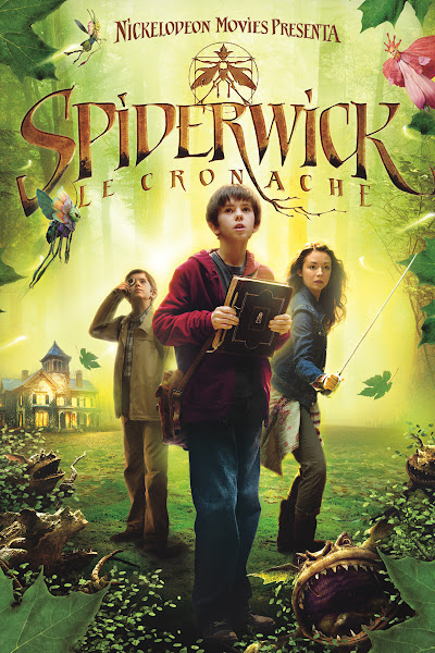 Poster of The Spiderwick Chronicles 2008 720p Hindi BRRip Dual Audio Full Movie