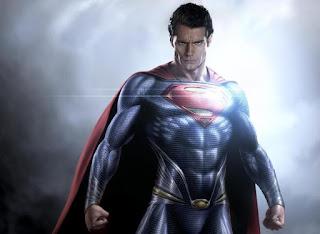 celana dalam superman sudah tak diluar lagi
