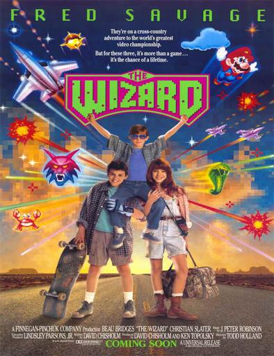 Ver El campeón del videojuego (The Wizard) (1989) Online