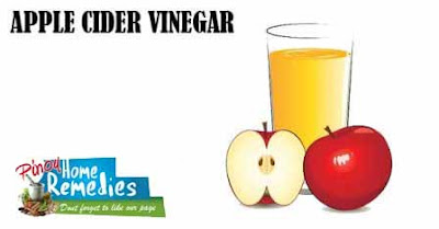 Home Remedies For Yeast Infection: Applce Cider Vinegar