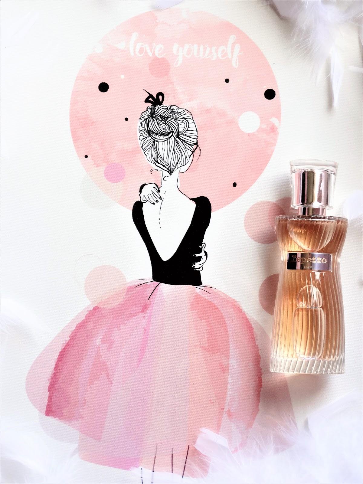 Dance With Repetto Le Nouveau Parfum Repetto Ambiance Et