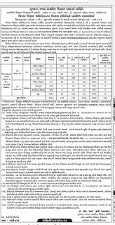 Vidhyasahayak bharti std 6 to 8 year 2018/19