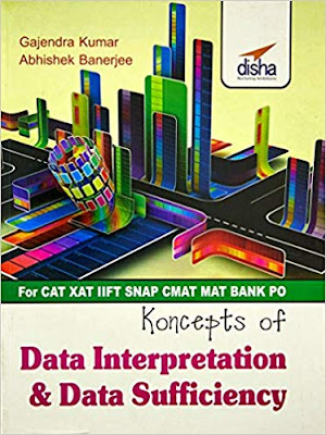 Free Download Data Interpretation and Data Sufficiency Book by Disha Publication