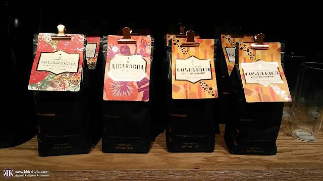Starbucks Coffee Reserve, Sky Avenue, Genting Highlands,