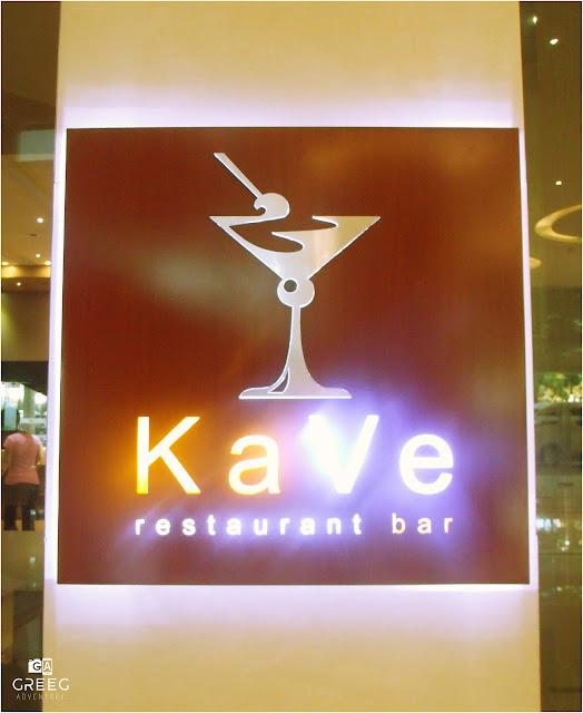 KAVE Restaurant Bar
