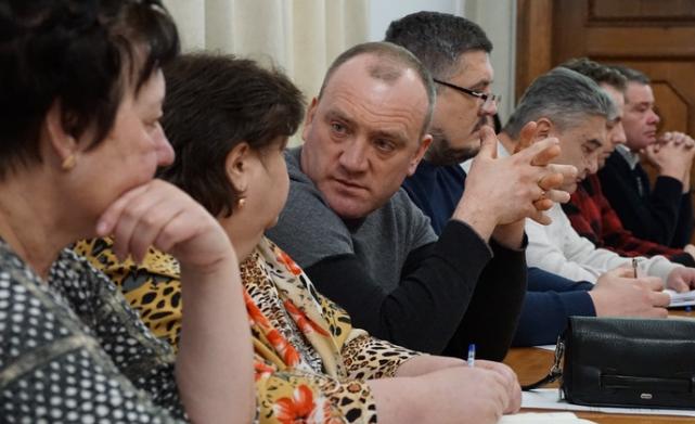 На первом же заседании Госпитального совета Николаевского госпитального округа три района заявили о намерении его покинуть