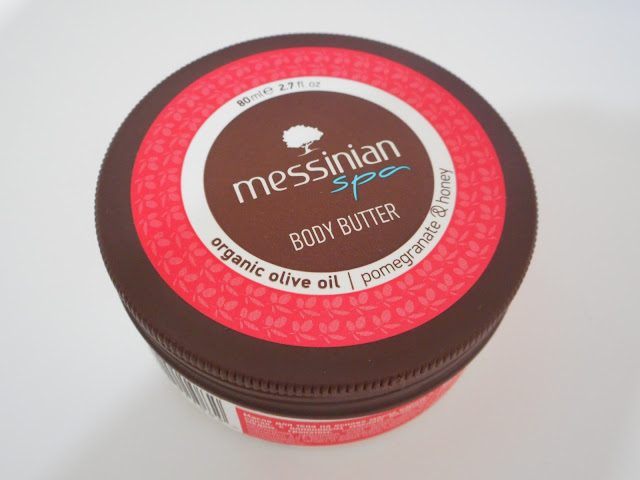 Messinian Spa- Body butter