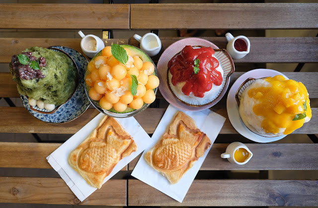 New Mykōri Dessert Cafe Opens Now In Old Klang Road