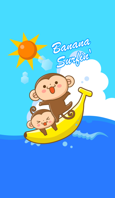 Banana Surfin'