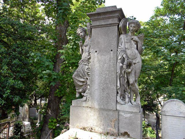 najbardziej znany cmentarz w Paryżu