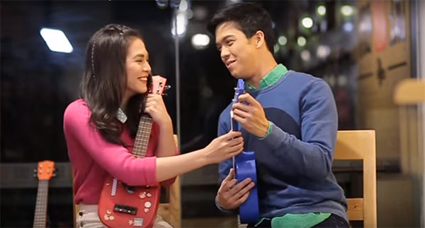 Elmo Magalona and Janella Salvador – Born For You – Official Video