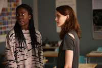 Sophie Hopkins and Vivian Oparah in Class Series (35)