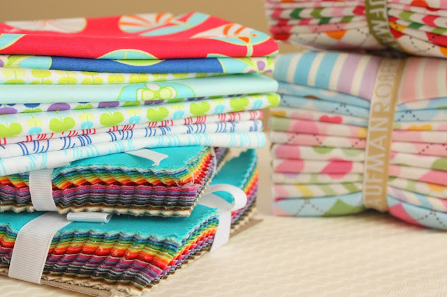 Sewing and quilting supplies featured by top US quilting blog, Diary of a Quilter: fabric