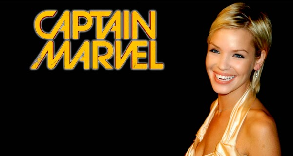 Ashley Scott Ms. Marvel