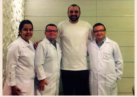 Cliza integra o médico ortopedista e traumatologista Dr. Adriano Almada ao seu corpo clínico