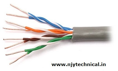 networking cable utp stp