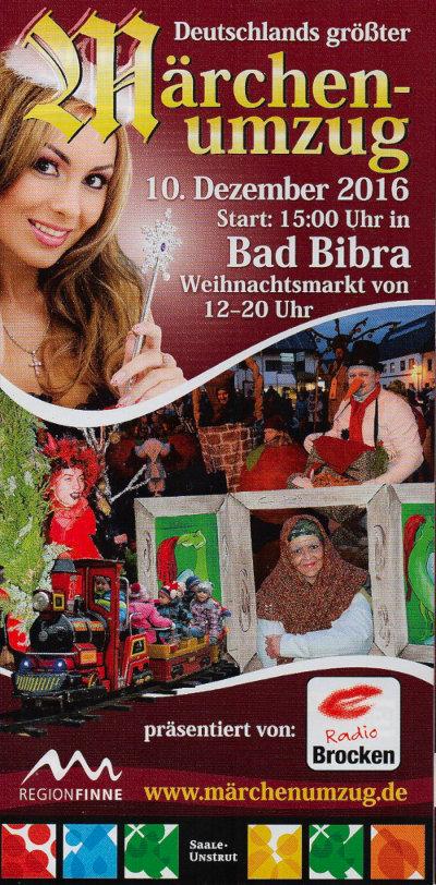 Bad Bibra Märchenumzug