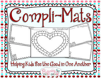 Compli-Mats for building empathy and kindness in the classroom