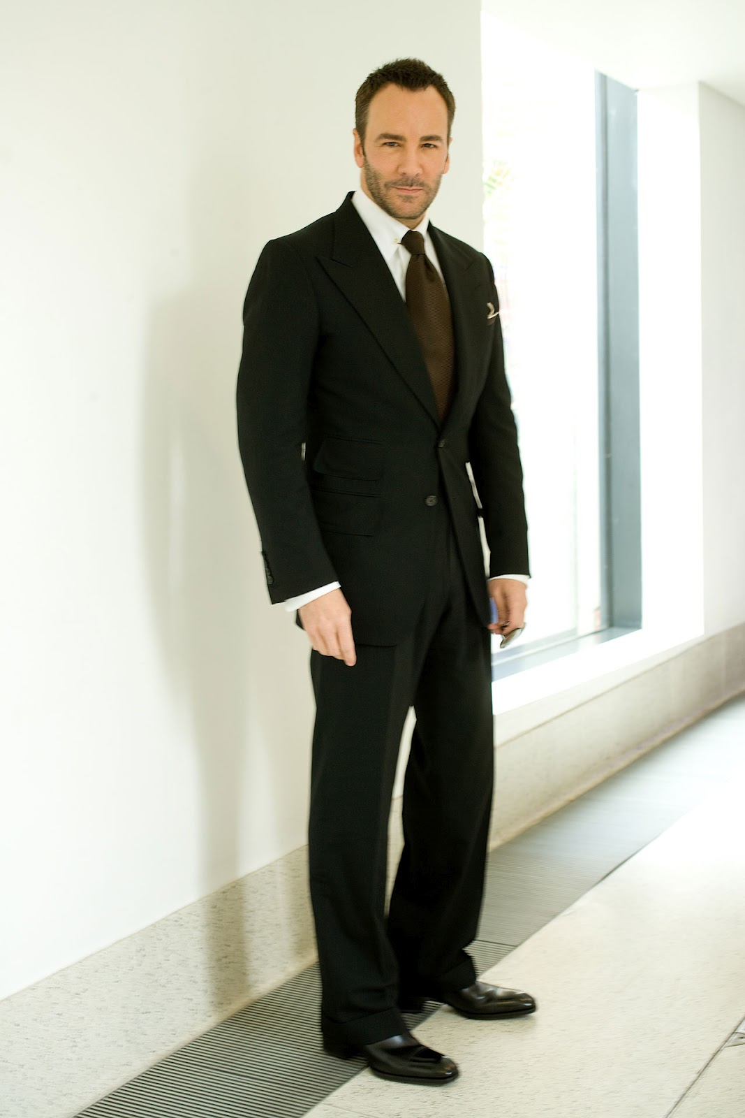 what 39 s he wearing tom ford at the vogue festival 2012. Black Bedroom Furniture Sets. Home Design Ideas