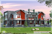 Luxury 6 Bedroom Home Plans