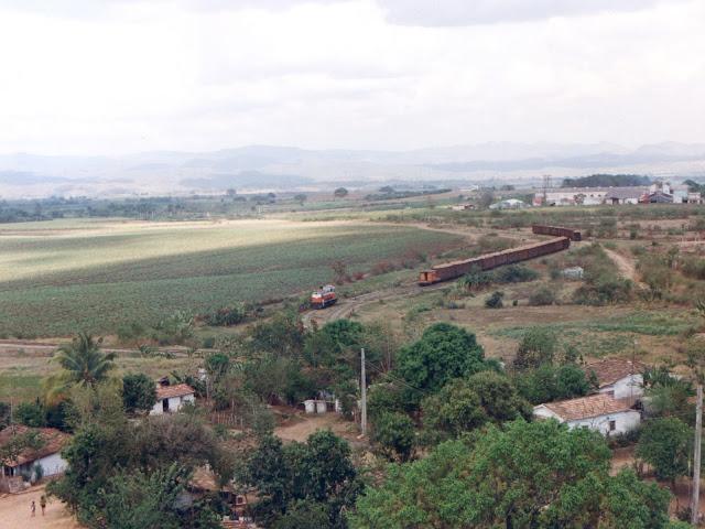 Valle de los Ingenios; Sancti Spíritus; Cuba