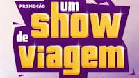 Promoção Um Show de Viagem Croasonho e STB umshowdeviagem.com.br