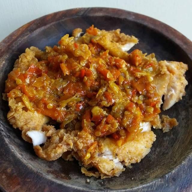 Resep Ayam Geprek BENSU ala Mia Anggraeni