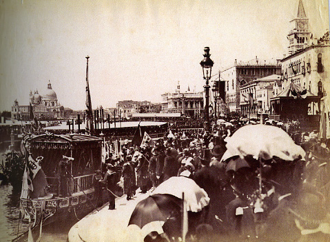 March 22, 1866, and the return of Daniele Manin's ashes to Venice